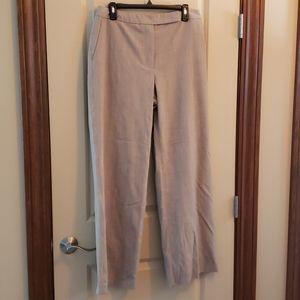 Women's size 12 tan Ann Taylor dress pants